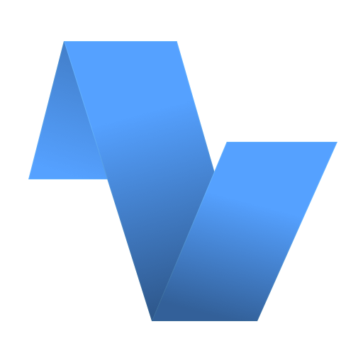 Visualize News Logo